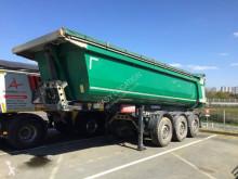 Semitrailer lastvagn bygg-anläggning Schmitz Cargobull SKI