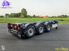 Semi remorque porte containers Renders Container Transport