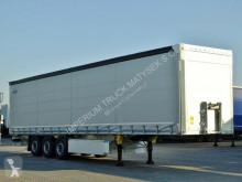 Semi remorque savoyarde Schmitz Cargobull CURTAINSIDER /STANDARD / LIFTED AXLE/ PALLET BOX