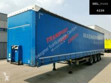 Semi remorque savoyarde Schmitz Cargobull SCS SCS 24/ Coilmulde / XL Code / EDSCHA / Liftachse