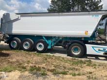 Benalu construction dump semi-trailer SIDERALE 2 BENNE ALU SIDERALE 2 TROIS ESSIEUX