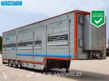 Semitrailer uppfödning av nötkreatur Pezzaioli SBA31U long distance cattle trailer still valid till 04-09-2022