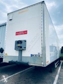 Semirremolque furgón caja polyfond Fruehauf Double Etage