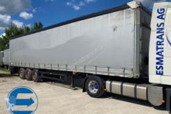 Semitrailer flexibla skjutbara sidoväggar Schmitz Cargobull SPR 24/L