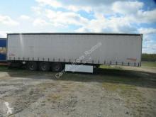Fliegl tautliner semi-trailer Gardine Standard, Pal.Kasten, Lift, Scheibe