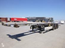 Náves na prepravu kontajnerov Krone Tieflader