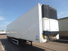Gray & Adams mono temperature refrigerated semi-trailer Carrier Vector 1850, 260 HOch, Blumenbreit , Schreiber,