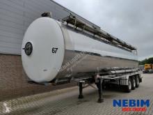 Semi remorque Magyar Tanktrailer SRP3MEF - 35.000LTR. citerne occasion