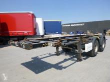 Náves na prepravu kontajnerov Krone Chassis 20ft