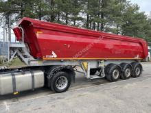 Stas S300CX - 30m³ ALU KIPPER - SAF - WABCO SMARTBOARD - LIFT-AXLE - ALU WHEELS - DISC BRAKES - BELGISCHE PAPIEREN semi-trailer used tipper
