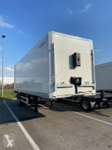 Lecitrailer City fourgon semi-trailer new box