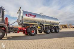 Semi remorque citerne Fliegl Cuve de transfert Truck Line