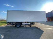 Lecitrailer box semi-trailer City fourgon