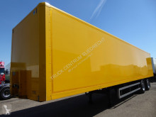 Trailer bakwagen TFS 18, BPW, LBW, Stanggesteuerd