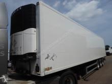 Gray & Adams mono temperature refrigerated semi-trailer Carrier Vector 1800,260 cm hoog,BPW assen, Disc