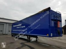Semi remorque fond mouvant Kraker trailers Walkingfloor 92m3 2014 year