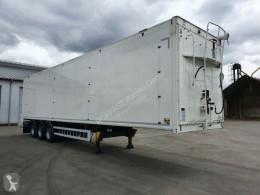 Semirimorchio Kraker trailers Walkingfloor Hydraulic Openside 2013 year/ 10 mm fondo mobile usato