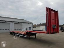 Lecitrailer heavy equipment transport semi-trailer Low loader Tarpaulin 2013 year