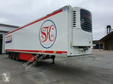 Semi remorque Schmitz Cargobull Doppelstock Damaged 2014 year frigo occasion