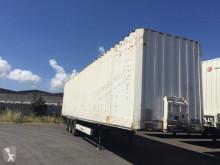 Semirimorchio furgone trasporto capi appesi Krone