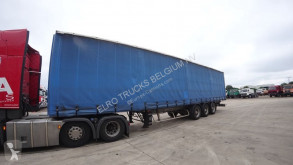Semiremorca obloane laterale suple culisante (plsc) Kaiser DRUM BRAKES / FREINS TAMBOUR / SAF-axles / FRENCH TRAILER IN GOOD CONDITION