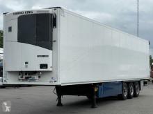 Semi remorque Schmitz Cargobull THERMO KING SLX 300 / DISC BRAKES / LIFT-AXLE / FLOWER WIDTH frigo mono température occasion