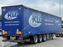 Schmitz Cargobull tautliner semi-trailer SCHUIFZEIL -DAK MET BORDEN / SAF-ASSEN