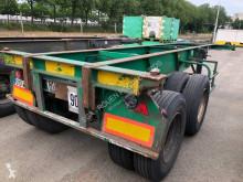 Van Hool container semi-trailer porte container 20