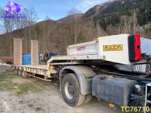 Náves náves na prepravu strojov ACTM Low-bed
