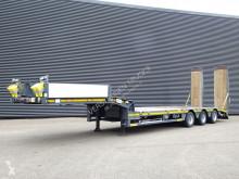Sættevogn maskinbæreren Faymonville 3 x STUUR AS / RAMPEN / GIEK SLEUF
