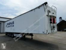 Semi reboque Kraker trailers Walkingfloor 92m3 2008 year piso móvel usado