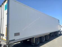 Samro SEMIRIMORCHIO, FURGONATO, assi semi-trailer used box