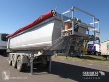 نصف مقطورة Schmitz Cargobull Kipper Stahlrundmulde 24m³ حاوية مستعمل