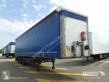 Semitrailer skjutbara ridåer (flexibla skjutbara sidoväggar) spolgropar Schmitz Cargobull Rideaux Coulissant porte-bobines