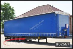 Semitrailer flexibla skjutbara sidoväggar Schmitz Cargobull S01, Mega, TÜV neu, guter Zustand