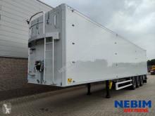 Félpótkocsi Kraker trailers CF-Z 200ZL 92m3 NEW új mozgópadló
