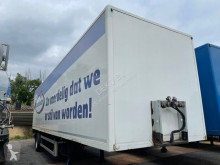 Semitrailer PRS 10 1 assige city met 2 tons laadklep! transportbil begagnad