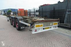 Návěs nosič kontejnerů Pacton T3-007 20-30-40FT / BPW / DISC