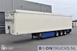 Semi reboque Kraker trailers CF-Z 200ZL | WALKING FLOOR 92 M³ * 7mm XD FLOOR * LIFT AXLE piso móvel usado