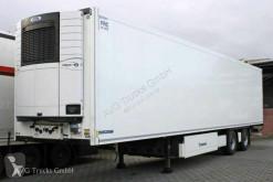 Semitrailer Krone SZR 20 Doppelstock Carrier ATP Palettenkasten kylskåp begagnad