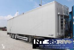 Semi reboque piso móvel Stas semirimorchio piano mobile 90m3 usato