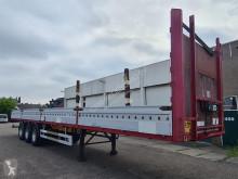 Semirimorchio Pacton Platform Alu borden / Rongpotten / Hückepack cassone usato