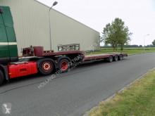 Félpótkocsi Broshuis E-2190/27 használt gépszállító