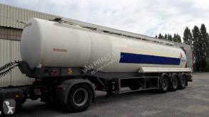 Návěs cisterna uhlovodíková paliva Fruehauf