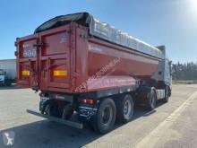 Leciñena semi-trailer used construction dump