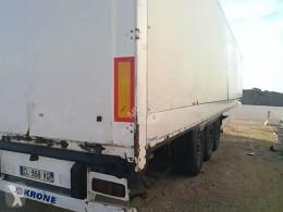 Semi remorque fourgon Krone SDK270