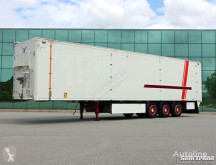 Trailer Knapen Trailers K200 82M3 12MM FLOOR SAF AXLES 2 x LIFT AXLE tweedehands schuifvloer