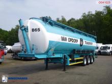 Spitzer tartálykocsi félpótkocsi Powder tank alu 63 m3 (tipping)