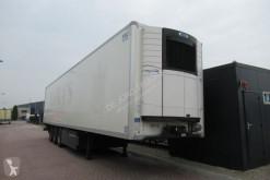 Kögel S24 Frigo / Carrier Vector 1350 / 2017 semi-trailer used mono temperature refrigerated