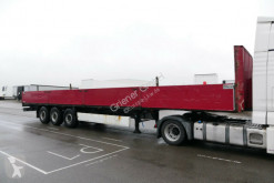 Полуремарке Krone SDP SDP 27/SATTEL BAUSTOFF KRONE 3-achs 750 mm BW / платформа втора употреба